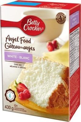 Betty Crocker Cake, Brownie, Bread or Cookie Mixes