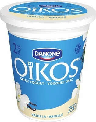 DANONE ACTIVIA 8 X 100 G, 650 G OR OÏKOS GREEK YOGURT 2 X 130 G, 4 X 95 - 100 G, 500 G