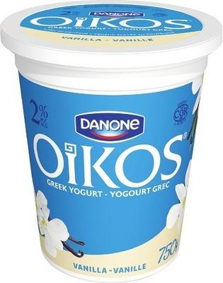 DANONE ACTIVIA 8 X 100 G, 650 G OR OÏKOS GREEK YOGURT 2 X 130 G, 4 X 95 - 100 G, 500 G