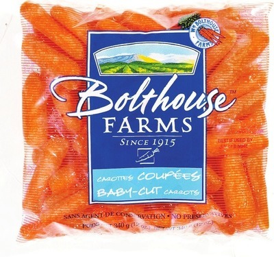 PEELED BABY CARROTS