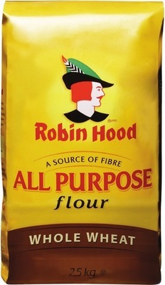 ROBIN HOOD, FIVE ROSES OR MONARCH FLOUR