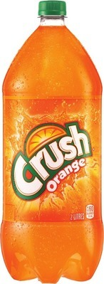 CRUSH OR DR. PEPPER SOFT DRINKS SELECTED SIZES OR BEATRICE CHOCOLATE MILK 750 ml