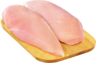 FRESH SKINLESS CHICKEN BREAST BONE IN, 2.88/lb, 6.35/kg LEAN GROUND BEEF VALUE PACK 2.88/lb, 6.35/kg OR IRRESISTIBLES LIFE SMART GROUND TURKEY OR CHICKEN EXTRA LEAN, 450 g, 2.88 EA.
