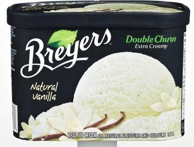 BREYERS OR BEN & JERRY'S ICE CREAM, FROZEN DESSERT OR NOVELTIES