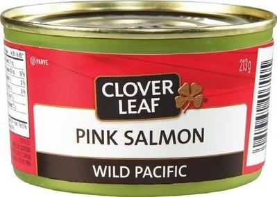 CLOVER LEAF PINK SALMON