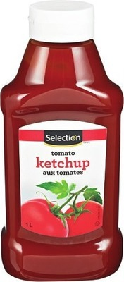 SELECTION KETCHUP