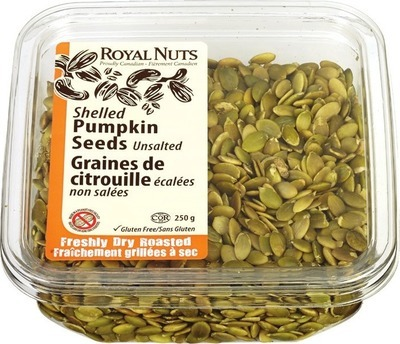 ROYAL NUTS PUMPKIN SEEDS