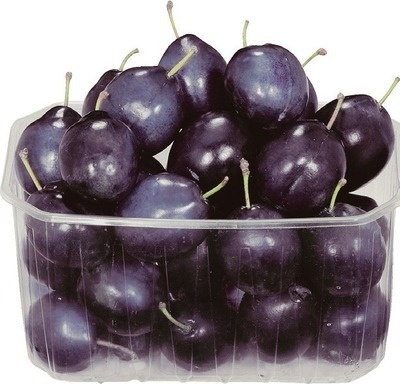 BLUE PLUMS 1.5 L, BLUE GRAPES 2 L