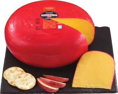 BERGERON MILD OR LOUIS CYR GOUDA CHEESE
