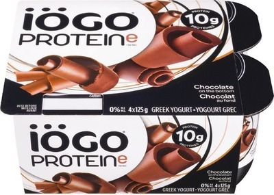 IÖGO PROTEINe GREEK YOGURT