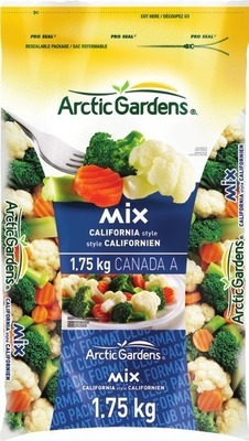 ARCTIC GARDENS FROZEN VEGETABLES