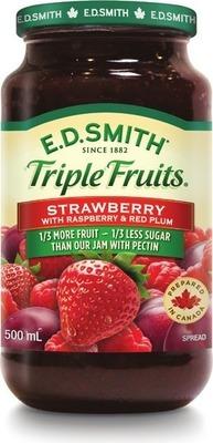 TRIPLE FRUITS JAM