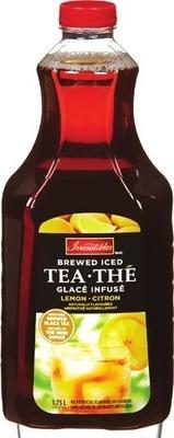 IRRESISTIBLES LEMONADE OR ICED TEA