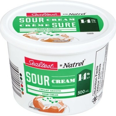 SEALTEST SOUR CREAM