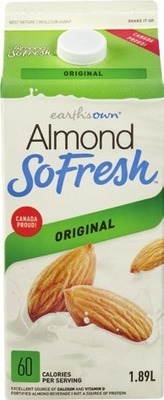 ALMOND SO FRESH