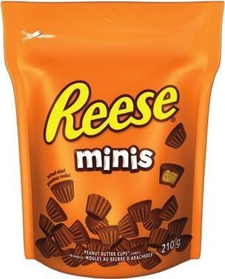 HERSHEY'S, MARS, NESTLÉ OR CADBURY CHOCOLATE BAGS