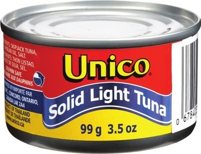 UNICO LIGHT TUNA