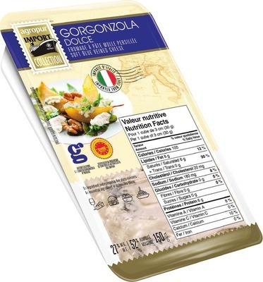 AGROPUR IMPORT COLLECTION GORGONZOLA CHEESE