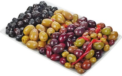 SERVICE COUNTER DELI OLIVES