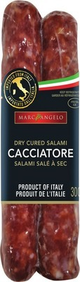MARC ANGELO DRY CURED SALAMI CACCIATORE