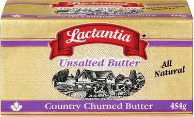 LACTANTIA BUTTER