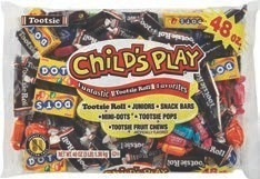 picture of select non chocolate halloween candy bags