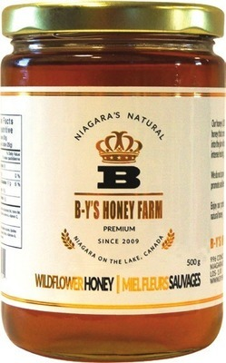 B-Y'S HONEY FARM