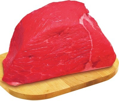 RED GRILL BONELESS OUTSIDE ROUND ROAST OR VALUE PACK STEAK