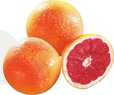 SEEDLESS NAVEL ORANGES PRODUCT OF SOUTH AFRICA RED GRAPEFRUITS PRODUCT OF SOUTH AFRICA