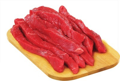 PLATINUM GRILL ANGUS INSIDE ROUND BEEF BOURGUIGNON, STRIPS FOR STIR FRY OR ROULADEN