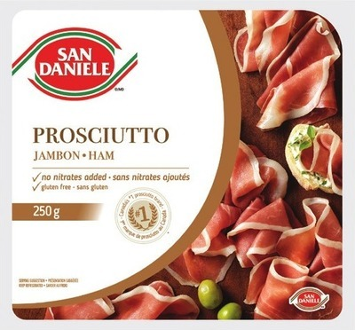 SAN DANIELE PROSCIUTTO OR LILYDALE TURKEY BREAST SLICES
