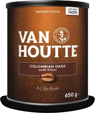 VAN HOUTTE GROUND COFFEE