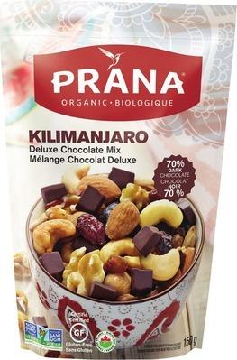PRANA ORGANIC GLUTEN FREE MIXED NUT