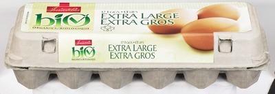 IRRESISTIBLES ORGANIC BROWN EGGS