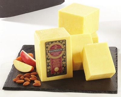 BALDERSON 2 YEAR CANADIAN CHEDDAR OR BERGERON OR LOUIS CYR GOUDA CHEESE