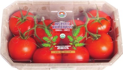 ORGANIC CLUSTER TOMATOES