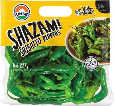 HOT SHISHITO PEPPERS