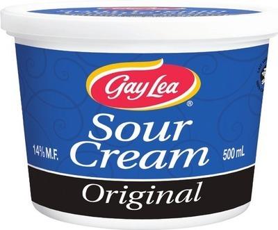 GAY LEA SOUR CREAM