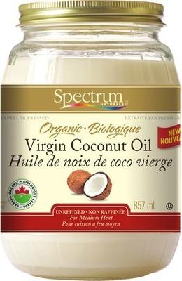 SPECTRUM VIRGIN COCONUT OIL