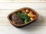 H-E-B Meal Simple™ Boneless Chicken Breast with Basil Pesto, Broccoli & Potatoes
