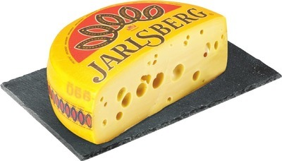 JARLSBERG CHEESE REGULAR OR LIGHT OR AGROPUR IMPORT COLLECTION BRIE CHEESE