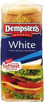"DEMPSTER'S WHITE OR 100% WHOLE WHEAT BREAD, RYE BREAD OR 7"" TORTILLAS OR SMOOTH MULTIGRAIN BREAD"