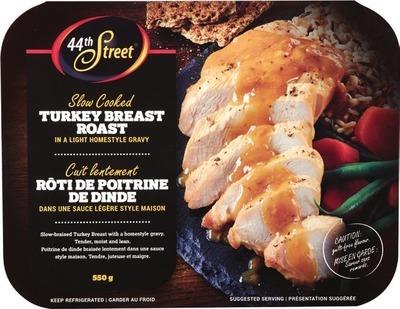 44TH STREET TURKEY BREAST