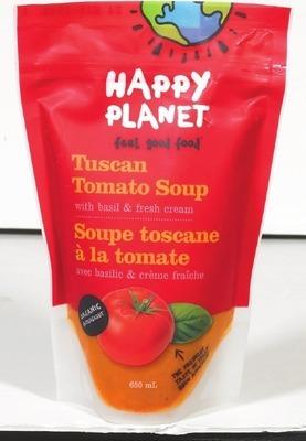 HAPPY PLANET SOUPS