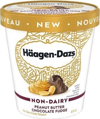 HÄAGEN-DAZS ICE CREAM, FROZEN DESSERT, NOVELTIES OR GOODNORTH ICE MILK