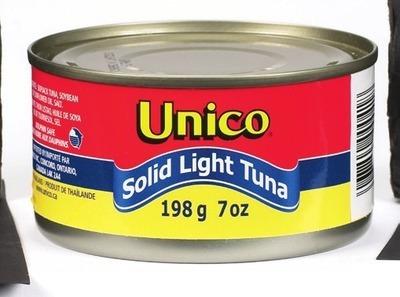 UNICO LIGHT TUNA