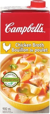 CAMPBELL'S READY TO SERVE SOUP 500 - 540 ML, HABITANT READY TO SERVE SOUP 796 ML OR CAMPBELL'S BROTH 480 - 900 ML