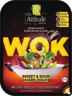 Attitude Wok Stir Fry Kits