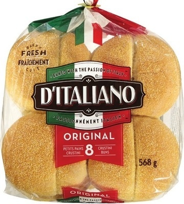 DEMPSTER'S WHITE OR 100% WHOLE WHEAT BREAD, BAGELS OR D'ITALIANO BUNS