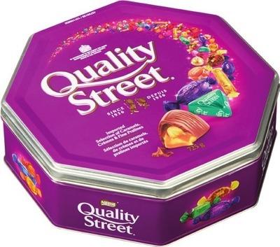 NESTLÉ QUALITY STREET CARAMEL CHOCOLATE